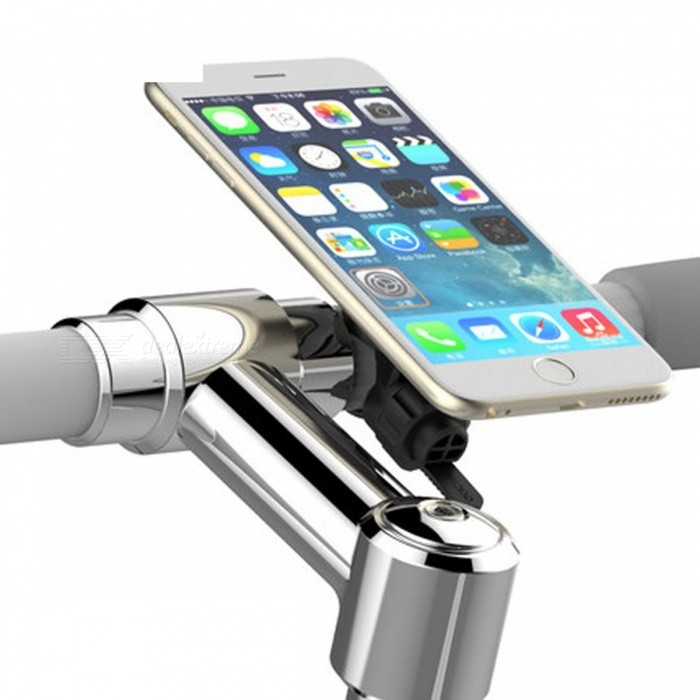 GACIRON Universal Bicycle Handlebar Mount Mountain Bike Phone Holder Bike Accessories for Smart Phones