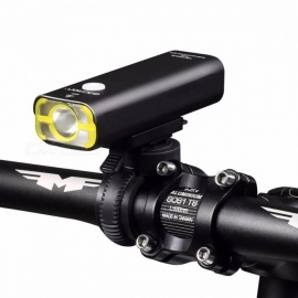 GACIRON Cycling Waterproof LED Headlight USB Rechargeable 400 Lumens Handlebar Front Light Lamp Bicycle Accessories V9C 400 Silver