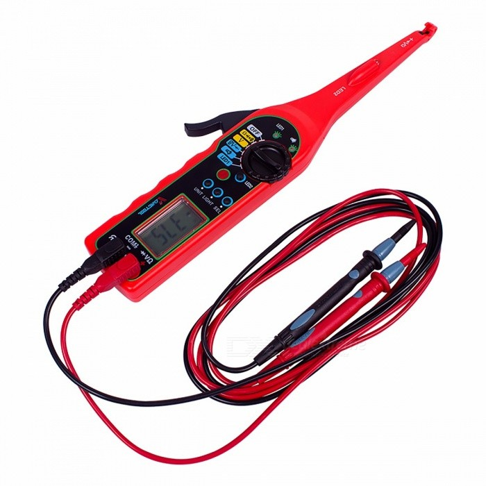 Auto Mobile Circuit Tester : Ms multi function electric auto circuit tester