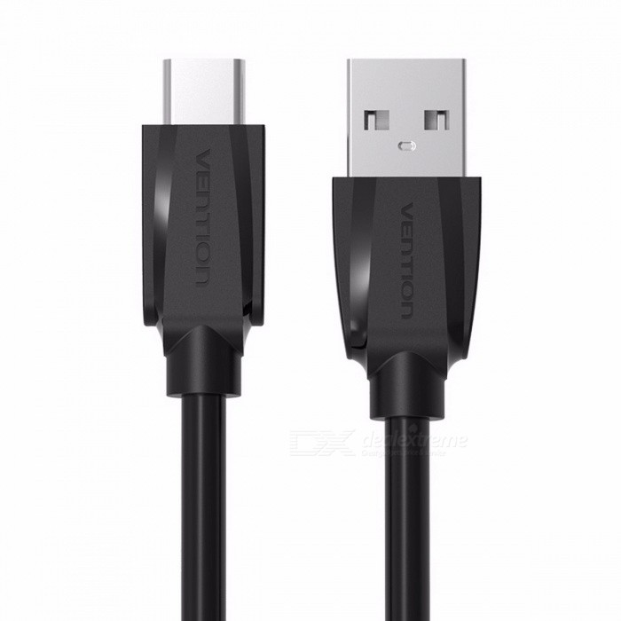 Vention USB-C Cable 3.1 2A Fast Charge USB 2.0 to USB Type-C Data Cable 1m 2m for Nexus 5X, 6P, OnePlus 2, Xiaomi