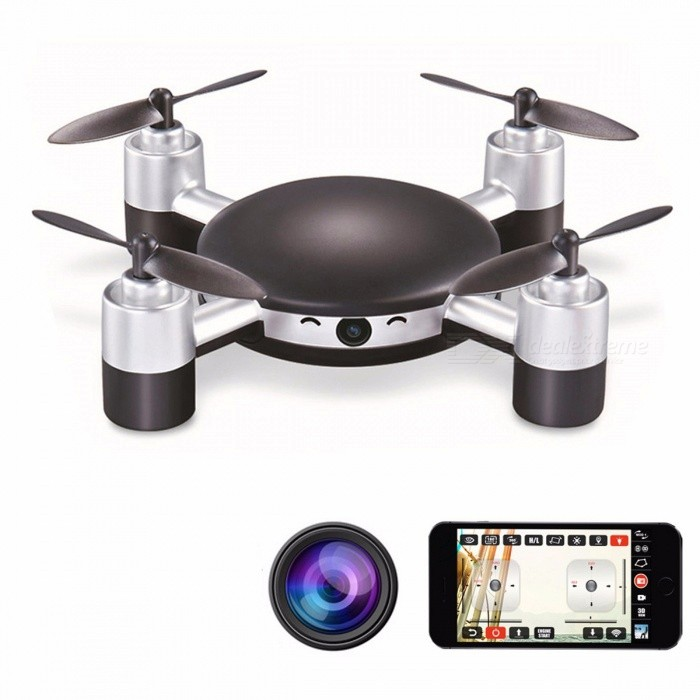 MJX X916H Wi-Fi FPV 2.4GHz Real-Time APP Control Mini RC Drone Quadcopter Helicopter with 720P HD Camera