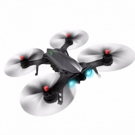 MJX Bugs 6 & B6 2.4GHz 4CH 6-Axis RC Drone Brushless Motor RC Quadcopter 5.8G Image Transmission Camera RC Helicopter VS X102H Black (C5830 D43 G3)