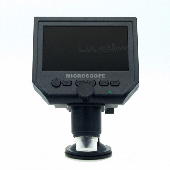 G600 1-600X Digital Microscope, 4.3