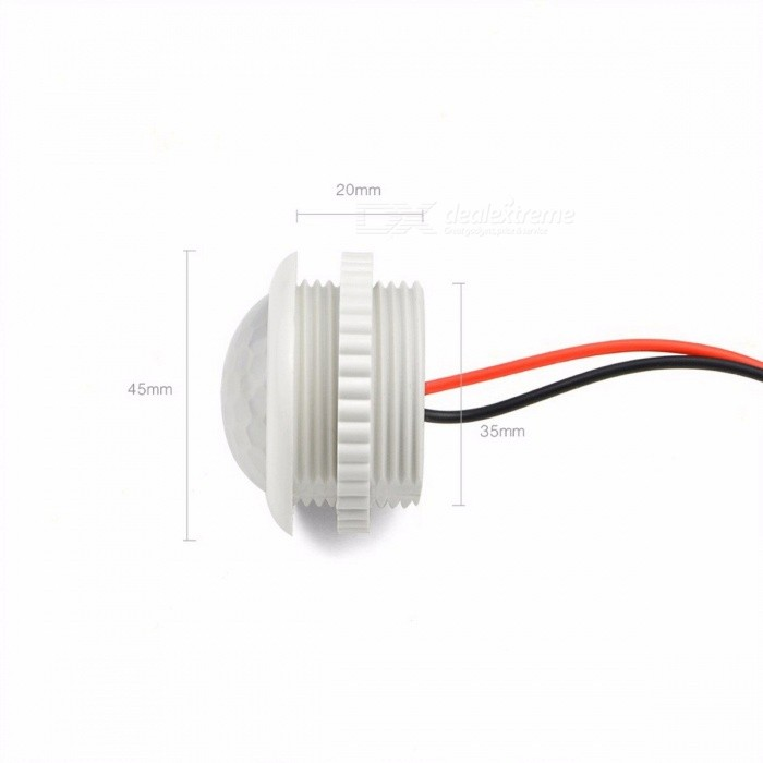 Lamp Pir Light Detector Sensor For Led 50hz Control Motion Fan Induction Ir Ceiling Human Switch220v Infrared Or Body fbvYgy76