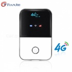 TIANJIE Mini 3G 4G LTE Wireless Wi-Fi Router, Portable Pocket-Size Mobile Hotspot Car Wi-Fi Router with SIM Card Slot   MF901