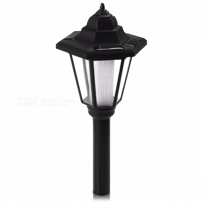 Outdoor Solar Powered Energy LED Pathway Light Waterproof Fence Path Street Landscape Lawn Lamp for Garden Decoration