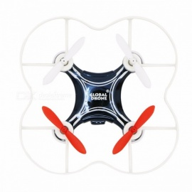 GW009C-1 Remote Control Mini Drone Quadcopter with HD Camera Altitude Holder RC Helicopter Drone Quadrocopter Blue