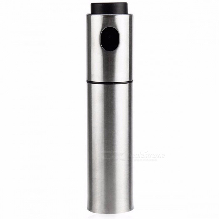 YOTOP Portable Stainless Steel Fine Mist Olive Pump Spray Bottle, Oil Sprayer Pot Cooking Tool for Barbecue SilverKitchen Gadgets<br>Description<br><br><br><br><br>Type: Cooking Tool Sets<br><br><br>Certification: CIQ,FDA,CE / EU<br><br><br><br><br>Brand Name: YOTOP<br><br><br>Feature: Stocked,Eco-Friendly<br><br><br><br><br>Metal Type: Stainless Steel<br><br><br>Material: Metal<br><br><br><br><br><br><br><br><br><br><br><br>Features<br><br><br>100% Brand New And High Quality<br><br><br>Perfect for spraying ingredients when roasting, sauteing, baking or cooking.<br><br><br>Versatile product - Not only for Olive. You can also put soy sauce. vinegar in it.<br><br><br>Help to control the amount of olive oil used in cooking to avoiding waste.<br><br><br>Ensure full use of Olive, much better and more convenient than using a brush.<br><br><br>Specification:<br><br><br>Material: stainless steel<br><br><br>Size: 4X 18 cm<br><br><br>Color: silver<br><br><br>Package Include:<br><br><br>Olive Sprayer<br>