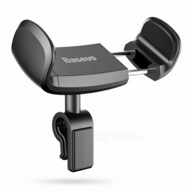 Baseus 360 Adjustable Car Phone Holder For iPhone 6 7 Plus Sumsung S8 Mini Mobile Phone Stand holder Air Vent Phone Holder Car Green