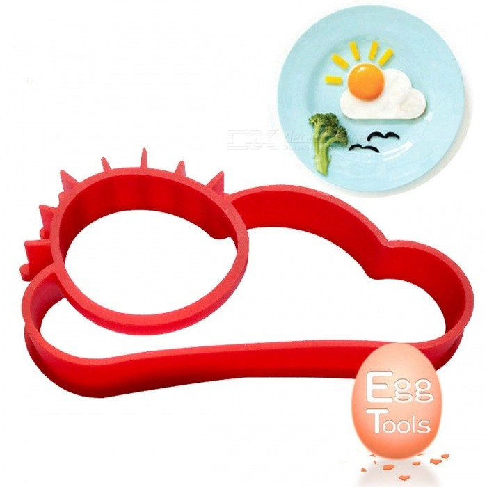 Silicone Fried Egg Mould Culinary Ring, Silicone Forms Pancake Breakfast Cooking Tool Kitchenware, Silicone Pancake Mold