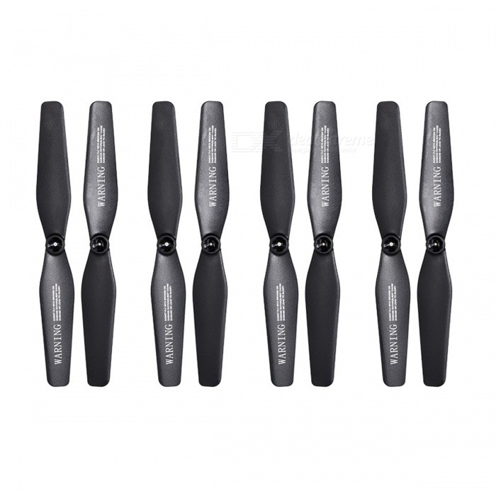 High Quality 4 Pairs Propellers CW CCW for VISUO XS809W XS809HW FPV Quadcopter RC Drone Helicopter Propeller RC Parts