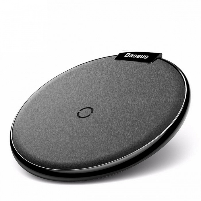 Baseus Qi Wireless Charging Pad Fast Charge Mobile Phone Desktop Wireless Charging Dock Station for IPHONE 8 X Samsung Note 8
