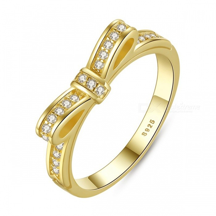 Classique Cristal Strass Zircone Cubique Channel Inlay Silver /& Gold Filled Women Band Ring