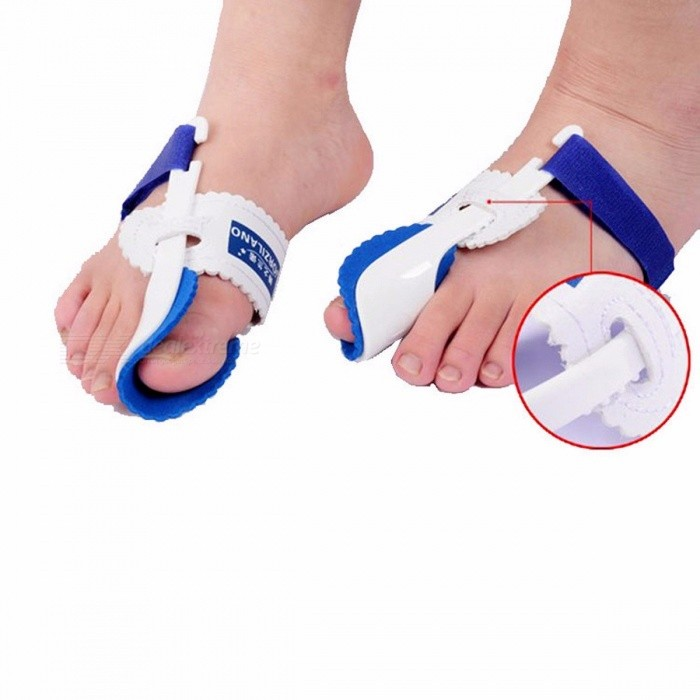 Bunion Device Hallux Valgus Orthopedic Braces, Night Foot Care Toe Corrector for Thumb Goodnight Daily Big Bone Orthotics