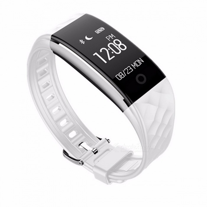 LUOKA S2 IP67 Waterproof Bluetooth Sport Smartband Smart Band Bracelet Wristband w/ Heart Rate Monitor for IPHONE Android