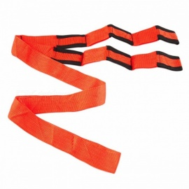 2.72m Premium Durable Useful Furniture Moving Heavy Lifting Straps Carry Rope, Transport Belt Cords   Multi-Colored