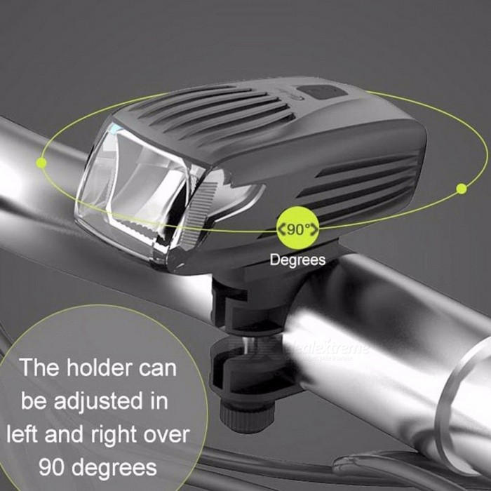 Meilan X1 Bicycle Bike Cycling LED Light, German Certification USB Rechargeable Intelligent Waterproof Lamp