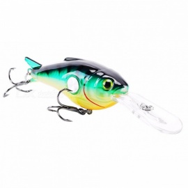 seaknight SK003 55mm 10g deep diving 1.8-3.9m isca dura artificial crankbait, pesca flutuante wobbler w / 3D olhos, BKK gancho L05 1PC