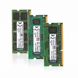 Kingston original 1600mhz CL11 204pin SODIMM DDR3 inter memoria 1.35V RAM, memoria de la placa base para portátil 4gb 1600mhz