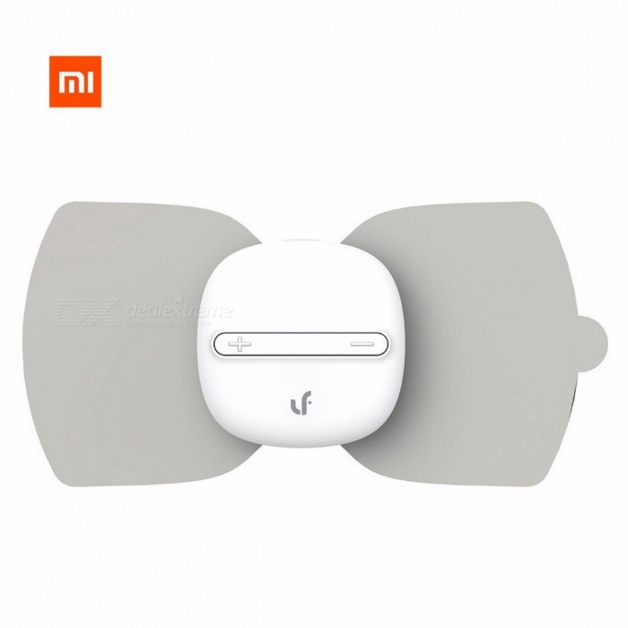 Internationl Version Xiaomi Mijia LF Full Body Relax Muscle Therapy Massager, Magic Touch Massage Smart Home Stickers Kumamon  WhiteHome Smart Devices<br>Description<br><br><br><br><br>Features: Remote Control,Magnetic,Flashing<br><br><br>Brand Name: xiaomi<br><br><br><br><br>Control Channels: 2 Channels<br><br><br>State of Assembly: Ready-to-Go<br><br><br><br><br>Scale: 1:12<br><br><br><br><br><br><br><br><br><br><br><br><br>Feature<br><br><br>Xiaomi original in stock mijia &amp;nbsp;Massage stickers is your travel good partner<br><br><br>• This mini portable massager is great for travel use<br> • Just take 15min to relieve fatigue and pain<br> • 5 massage modes, 10 intensity levels, it can meet your different requirements<br> • USB charging, you can use 15 days on a full charge ( use 15min every day )<br> • Built-in 40mAh Li-ion rechargeable battery, the charging time is around 2h<br> • Suitable for multiple body parts<br><br><br>&amp;nbsp;<br><br><br>Note<br><br><br>This<br> mini portable massage sticker is made by xiaomi ecological chain <br>brand-LF, there is no any xiaomi marks on the products, pls note it.<br>