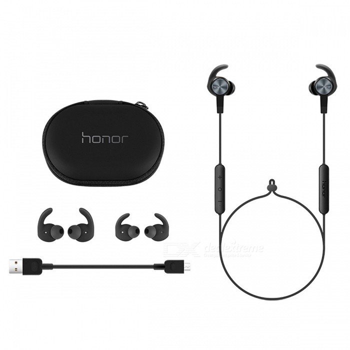 Original Huawei Honor AM61 IPX5 Waterproof BT4.1 Sport Bluetooth Music Headset, Wireless Earphone w/ Microphone for Android IOS