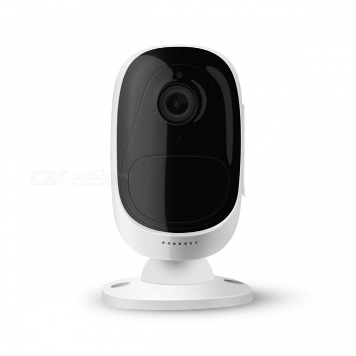 Reolink Wire-Free Battery 1080P Full HD Wireless Weatherproof Wi-Fi IP Camera for Home Indoor Outdoor Security