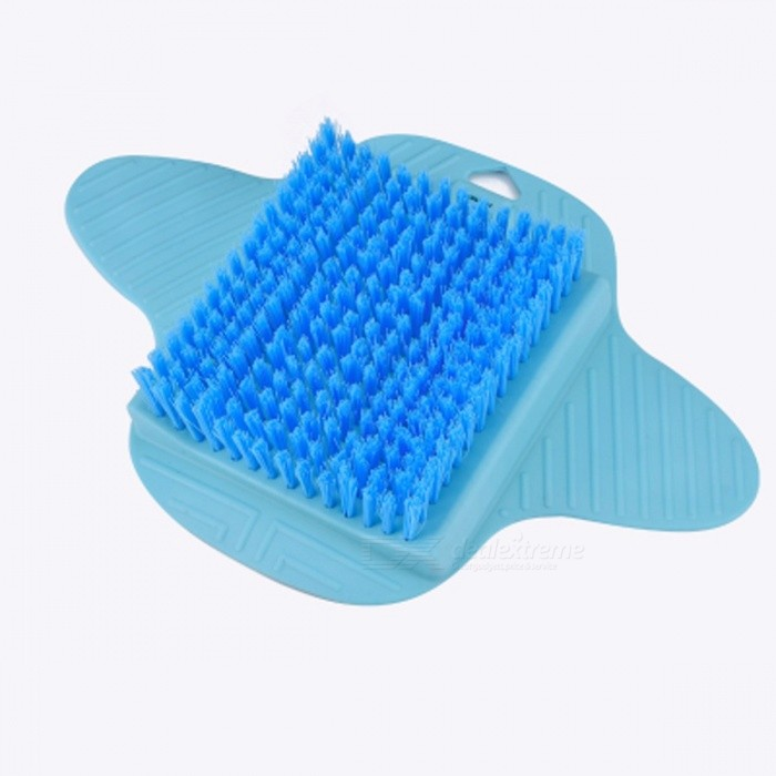 SDARISB Plastic Feet Cleaning Brush, Stronger Easy Feet Foot Massager Brush Cleaner Sucker, Creative Designer Brush blueBathroom Gadgets<br>Description<br><br><br><br><br>Style: Scourer<br><br><br>Usage: Personal Washing/Cleaning/Care<br><br><br><br><br>Brand Name: SDARISB<br><br><br>Feature: Eco-Friendly<br><br><br><br><br>Material: Plastic<br><br><br>Type: Other<br>