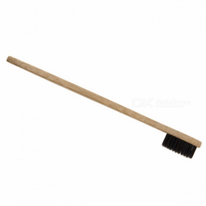 Environment-friendly Wood Bamboo Toothbrush Soft Bamboo Fibre Wooden Handle Low-carbon Eco-friendly for Adults yellowOral Tooth Care<br>Description<br><br><br><br><br>Item Type: Toothbrush<br><br><br>Age Group: Adults<br><br><br><br><br>Brand Name: YKS<br><br><br><br><br><br><br><br><br><br><br><br>100% brand new and high quality.<br>Made of Eco-friendly material,safe to use.<br>Soft bamboo fibre,will not hurt your tooth.<br>Perfect gift for your friends,family,etc.<br>3 different colors are available.<br>Woooden handle,anti-sikd.<br><br>Specification:<br>Material:bamboo fibre,wood<br>Size:17.5*1.3cm<br>Weight:10g<br>Color:black/white/yellow<br><br>Package Includes:<br>1* Soft Bamboo Fibre Toothbrush<br>