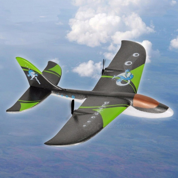 Creative Remote Control Toy with G-Sensor RC Airplane EPP Material RC Glider Airplane Model Toy RC Plane
