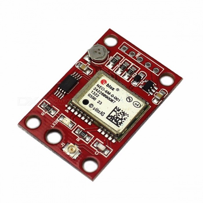 GY-NEO6MV2 Premium Mini New NEO-6M GPS Module with Flight Control EEPROM  MWC APM2 5 for Arduino DIY Kit colorful