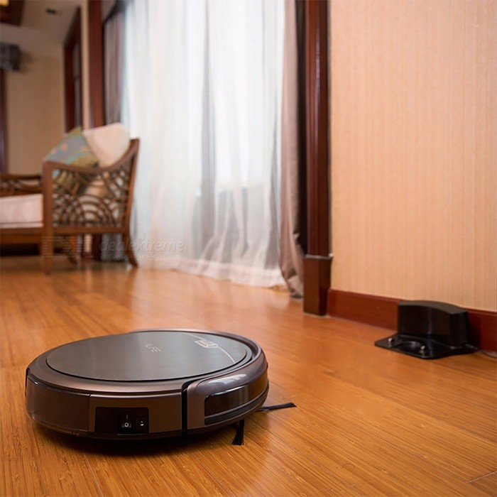 ILIFE A4S High Quliaty Stylish Robot Vacuum Cleaner with 1000PA Power Suction for Thin Carpet Home Use