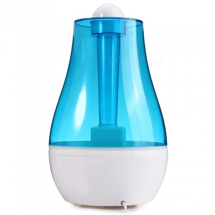 Stylish Design 25W Practical 2.5L Ultrasonic Air Humidifier, Aroma Diffuser Mist Maker Fogger for Home, Office