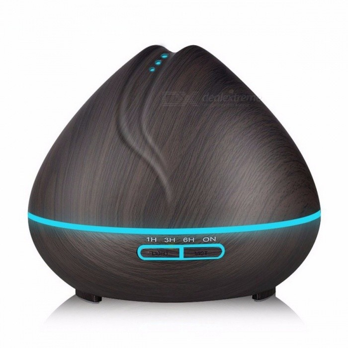 TSUNDERE L 400ML Ultrasonic Aroma Essential Oil Diffuser, Cool Mist Maker, Aromatherapy Air Humidifier for Home