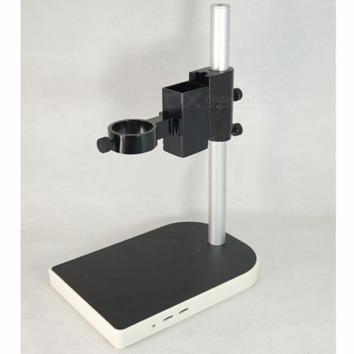 Microscope HD 13.0MP HDMI VGA Industrial Microscope Camera + 130X C Mount Lens + 56 LED Ring Light + Stand Holder