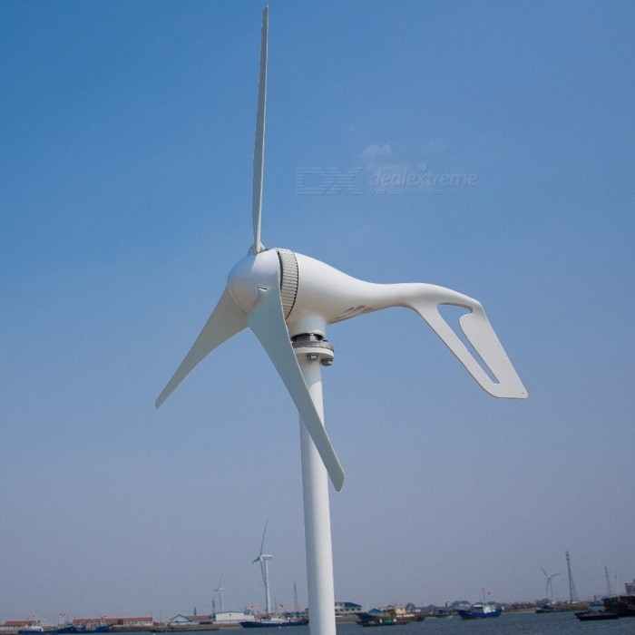 Portable Premium High Power 400W Wind Turbine, Combine with 600W Wind  Generator Controller and CE RoHS Approval 5