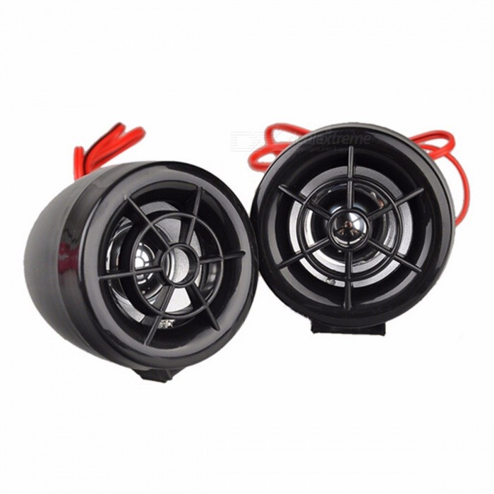 Motorcycle Car Audio Speakers Wireless Remote Sound System FM Radio USB SD Speaker Alarm Systems Anti-theft Motorbike MP3 Audio