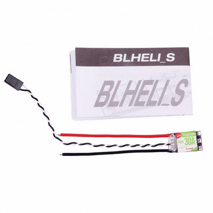 Racerstar RS30A Lite 30A BlheliS BB1 2-4S Brushless ESC for FPV Racer 4PCS Per Pack High Quality Accessories
