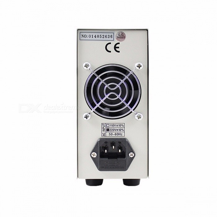30V 5A Mini Switching Regulated Adjustable DC Power Supply SMPS Single Channel 30V 5A Variable MCH K305D