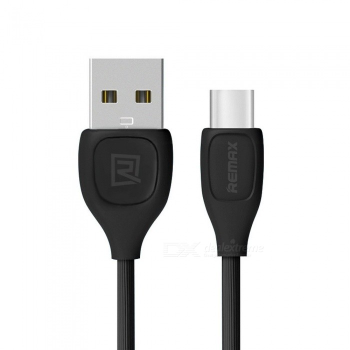 REMAX Lesu USB-C Data Cable, USB3.1 Type-C Fast Charging / Data Transfer Cable for Xiaomi 4C/Macbook/Nexus 5X 1m/blackCables<br>Description<br><br><br><br><br>Compatible Brand: LG,Samsung<br><br><br>Features: Reversible<br><br><br><br><br>Type: Type C<br><br><br>Brand Name: Remax<br><br><br><br><br>Has Retail Package: Yes<br>