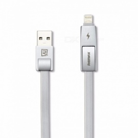 REMAX Portable Durable USB 3.1 Type-C to Type-C Adapter, Fast Charging Data Cable for Huawei, Nexu, Etc White (Type-C to Type-C)