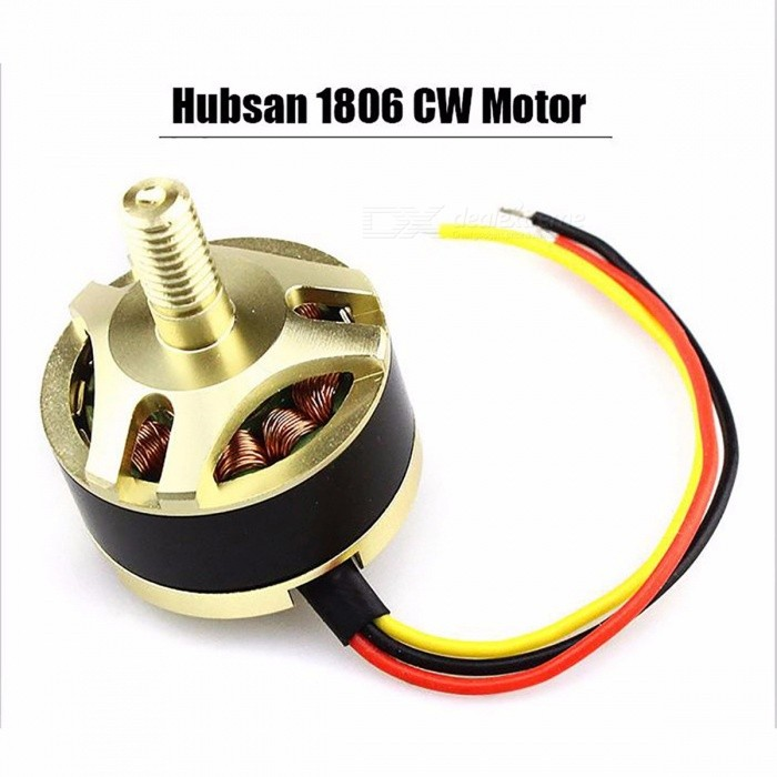 Original Hubsan 1806 1650KV CCW / CW Brushless Motor H501S-07/H501-08 for Hubsan X4 H501S H501C RC Quadcopter RC Drone Parts
