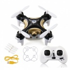 Cheerson CX-10C Professional Micro RC Hexacopter Copter Drone with Camera, Mini Remote Control Quadcopter for Kids 10C Black