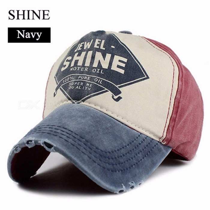 FLB Causal Style Snapback Baseball Cap for Men and Women, Unique Design Casquette Hat for Outdoor Sports