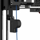 Anycubic I3 Mega Premium Full Metal Frame Colorful Industrial Grade High Precision Affordble Desktop 3D Printer Black US plug