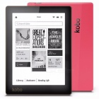 Kobo N514 E-book Reader E-ink 6 Inches 1024x758 Resolution Built-in Front Light eBook Reader WiFi 4GB Memory e-Book Reader+Case+Screen Protector Sets