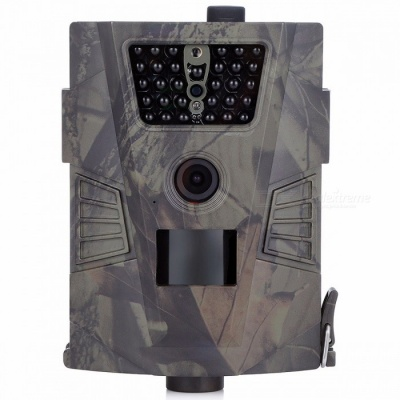 Outlife HT-001 Hunting Trail Camera Wild Camera GPRS IP54 940nm Night vision for Animal Photo Traps Hunting Camera army green
