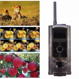 HC700A Automatic HD Hunting Camera Photo Traps Trail Waterproof Ourdoor Wildlife Wild Hunting Auto Video Camera IP56 Waterproof Light Grey