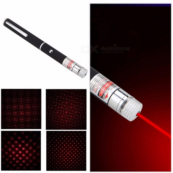 Portable Small Powerful 1MW 532nm Laser Pointer, Starry Star Laser Pen Beam Laser Light (No Battery)
