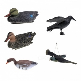 Outdoor Tactical Shooting Hunting Target Decoy, Garden Lawn Decor Scarer Hunt Decoy for Camping Hunting Goose