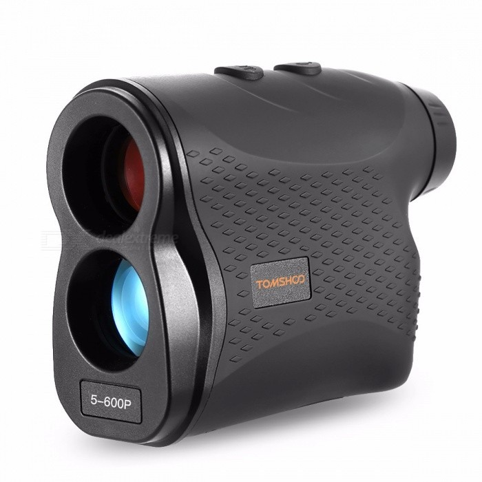 Portable 600 Yards Telescope Laser Rangefinder, Multiple Modes Distance Speed Measurement Golf Range Finder Monocular blackDescription<br><br><br><br><br>Measurement Distance: 250<br><br><br>Operation System: Laser<br><br><br><br><br><br><br><br><br><br><br>This Laser Rangefinder, with 6X magnification and multi-layered <br>optics, lets you see most objects clearly with a max range of 600 meters<br> without having to get closer. Its multiple modes (Distance, Speed, <br>Scan, Fog, Flag lock) bring you amazing experience and fun in different <br>practices. You can switch the measurement between meter/yards as you <br>wish. The compact palm size and light weight makes this rangefinder <br>convenient to carry without adding extra bulk to your bag. Hold it in <br>your hand and go to explore the outside world!<br><br>Features:<br>HIGH PRECISION: This Laser Rangefinder displays exact distance to <br>target from 5 to 600 meters with 1 yard accuracy, and the speed of a <br>fast moving object up to 300km/h. Built-in flagpole locking allows <br>golfers to identify their flag sticks easily.<br>CRISP CLEAR IMAGES: 6X<br> magnification brings the distant targets 6 times closer, brighter on <br>the ultra clear, multilayered optics, which guarantees superior <br>resolution and stunning bright images without color difference.<br>MULTIFUNCTIONAL: Distance, Speed, Fog, Flagpole Locking - great <br>measurement device with various working modes, giving you amazing <br>experience in Golfing, Hunting, Surveying, Sporting Events and Outdoor <br>Adventures.<br>PORTABLE AND DURABLE: Measures just 4.0 x 3.1 x 1.6 <br>and weighs only 7oz, convenient to fit in your pocket wherever you go. <br>The durable, water resistant housing enables it to withstand most <br>outdoor conditions (-10 ~ 40?).<br>ERGONOMIC DESIGN: Simple two button <br>operation allows for fast switch between measurement unit meters/yards; <br>Nonslip armor for comfortable grip; Full package includes carrying <br>pouch, hand strap, lens cleaning cloth, user manual.<br><br><br>Specifications:<br>Magnification: 6X<br>Objective Lens: 25mm<br>Eyepiece: 16mm<br>Exit Pupil: 3.8mm<br>Measurement Range: 5 - 600m<br>Speed Range: 0 - 300km/h<br>Distance Accuracy: ±1m<br>Speed Accuracy: ±5km<br>Laser Type: 905nm<br>Battery: 2 * AAA battery (Not included)<br>Operating Temperature: -10 ~ 40?<br>Dimension: 102 * 80 * 40mm / 4.0 * 3.1 * 1.6in<br>Weight: 195g / 6.9oz<br>Package Size: 145 * 100 * 60mm / 5.7 * 3.9 * 2.4in<br>Package Weight: 298g / 10.5oz<br><br>Package List:<br>1 * Golf Rangefinder<br>1 * Carrying Pouch<br>1 * Hand Strap<br>1 * Lens Cloth<br>1 * User Manual<br>